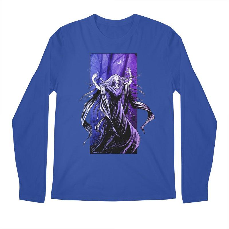 Banshee Men's Regular Longsleeve T-Shirt by Ambrose H.H.'s Artist Shop