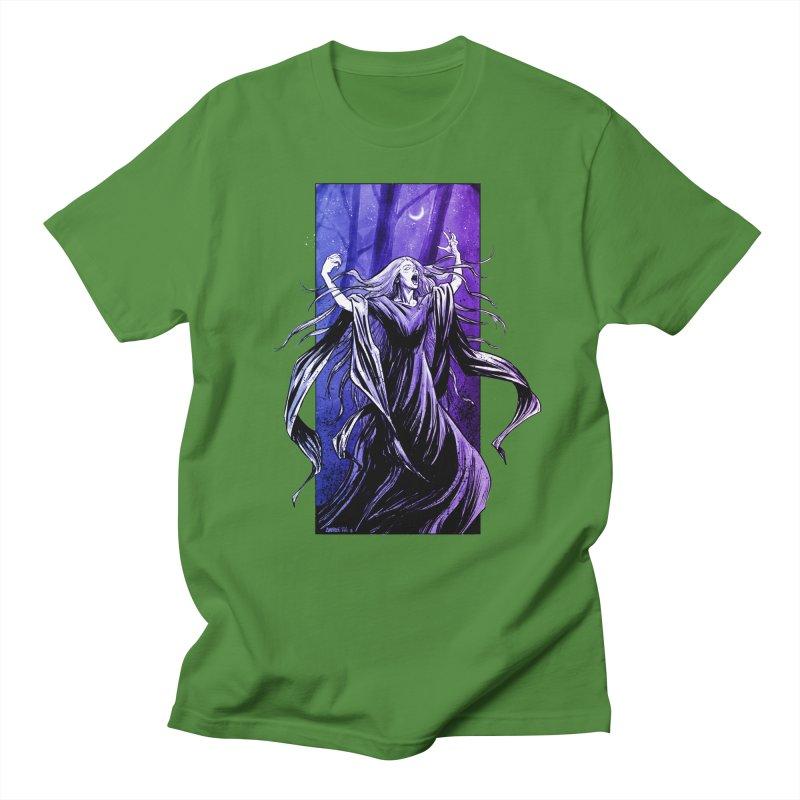 Banshee Men's Regular T-Shirt by Ambrose H.H.'s Artist Shop
