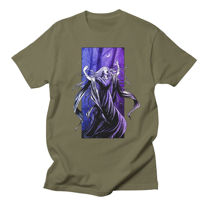 Banshee Women's Regular Unisex T-Shirt by Ambrose H.H.'s Artist Shop