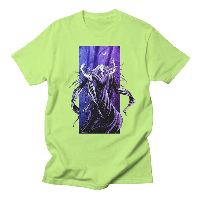 Banshee Women's Regular Unisex T-Shirt by Ambrose H.H.'s Artist Shop
