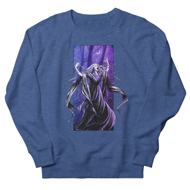 Banshee Women's French Terry Sweatshirt by Ambrose H.H.'s Artist Shop