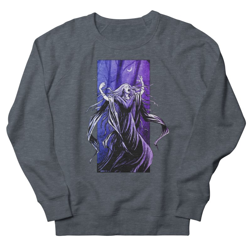 Banshee Men's Sweatshirt by Ambrose H.H.'s Artist Shop