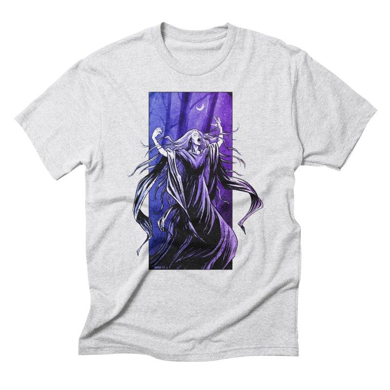 Banshee Men's Triblend T-Shirt by Ambrose H.H.'s Artist Shop