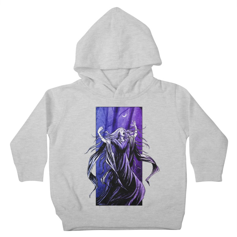 Banshee Kids Toddler Pullover Hoody by Ambrose H.H.'s Artist Shop
