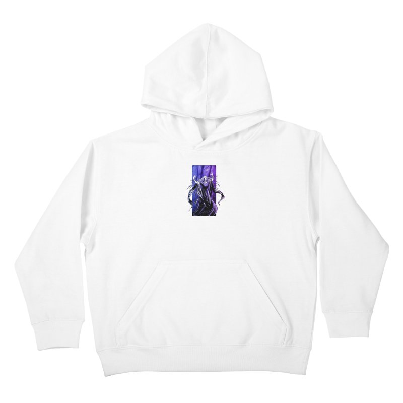 Banshee Kids Pullover Hoody by Ambrose H.H.'s Artist Shop
