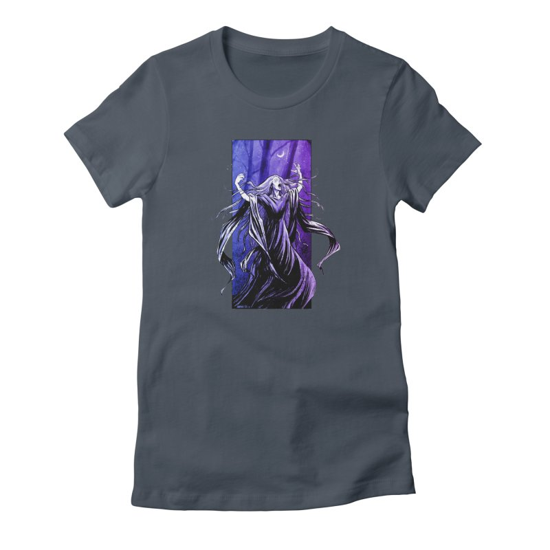 Banshee Women's T-Shirt by Ambrose H.H.'s Artist Shop