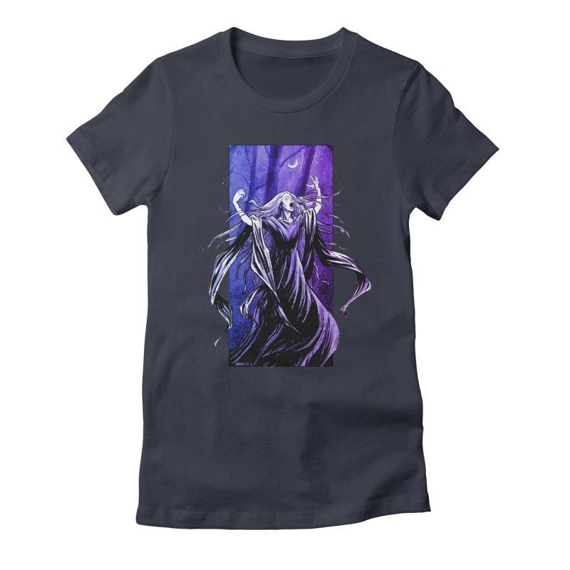Banshee Women's T-Shirt by Ambrose H.H.'s Artist Shop