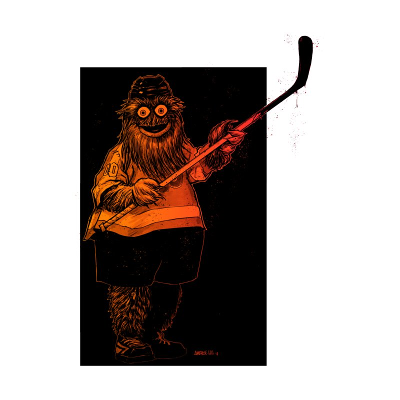 Gritty Accessories Sticker by Ambrose H.H.'s Artist Shop