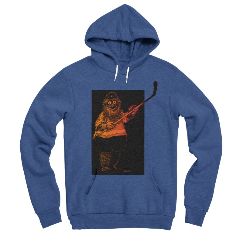 Gritty Women's Pullover Hoody by Ambrose H.H.'s Artist Shop