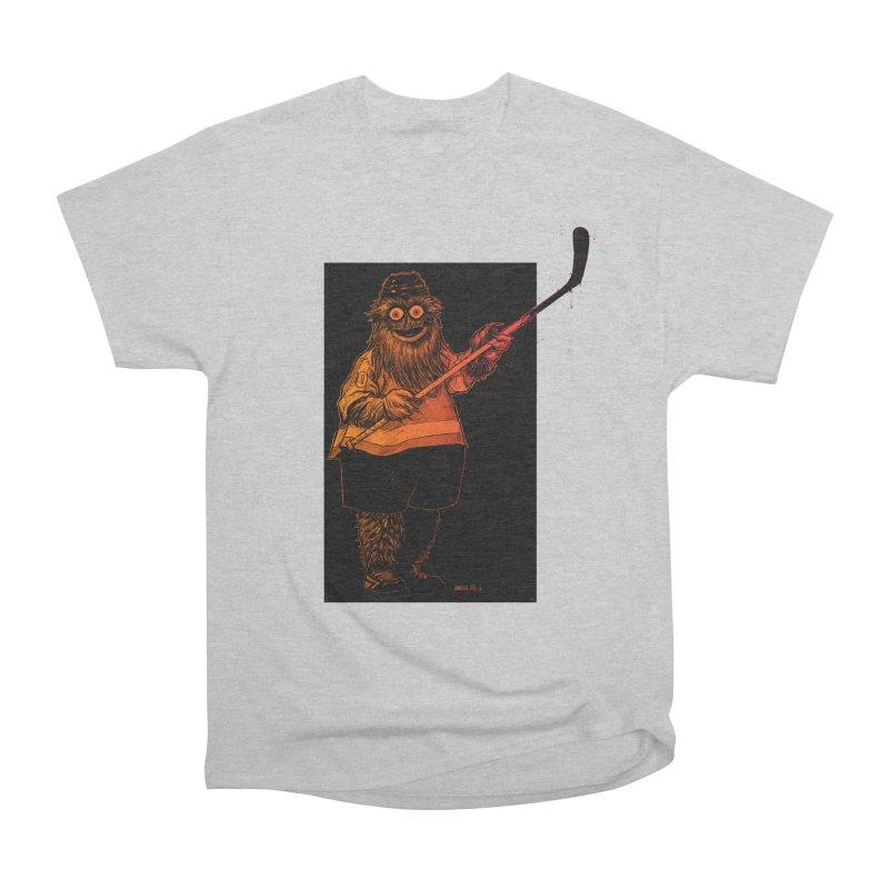 Gritty Men's T-Shirt by Ambrose H.H.'s Artist Shop
