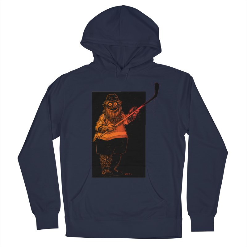 Gritty Men's Pullover Hoody by Ambrose H.H.'s Artist Shop
