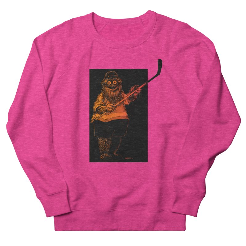 Gritty Women's Sweatshirt by Ambrose H.H.'s Artist Shop