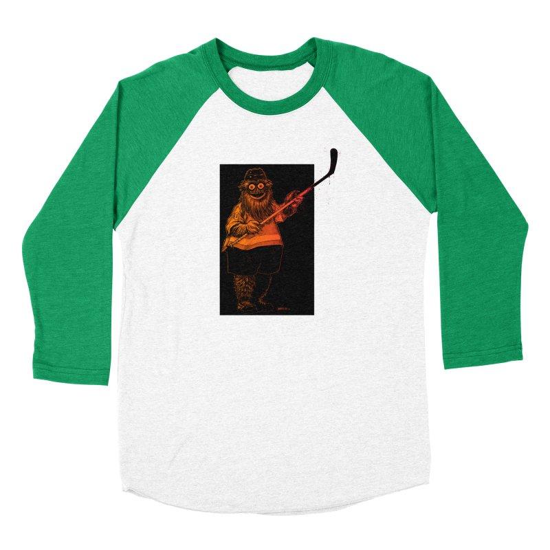 Gritty Women's Longsleeve T-Shirt by Ambrose H.H.'s Artist Shop