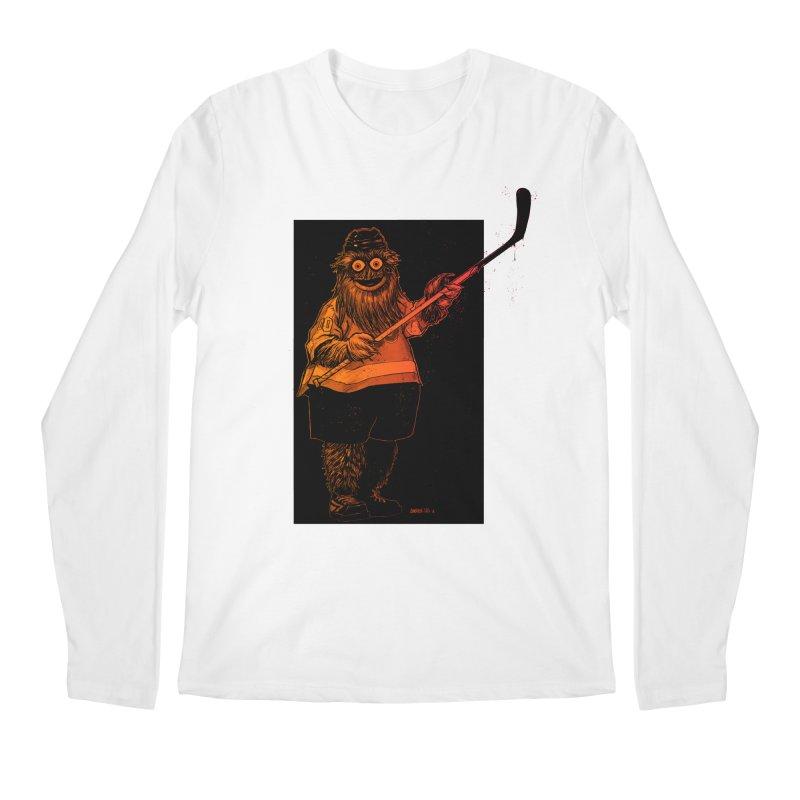 Gritty Men's Longsleeve T-Shirt by Ambrose H.H.'s Artist Shop