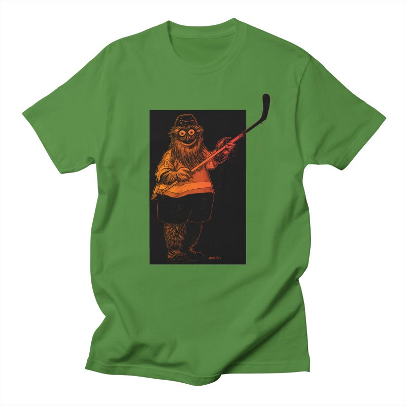 Gritty Women's Regular Unisex T-Shirt by Ambrose H.H.'s Artist Shop