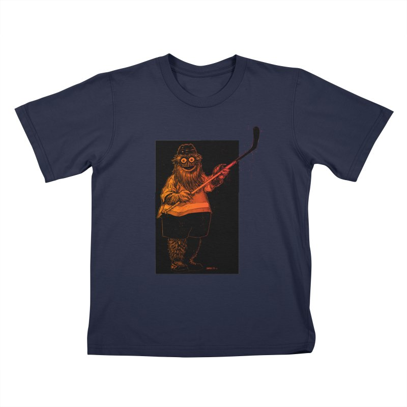 Gritty Kids T-Shirt by Ambrose H.H.'s Artist Shop