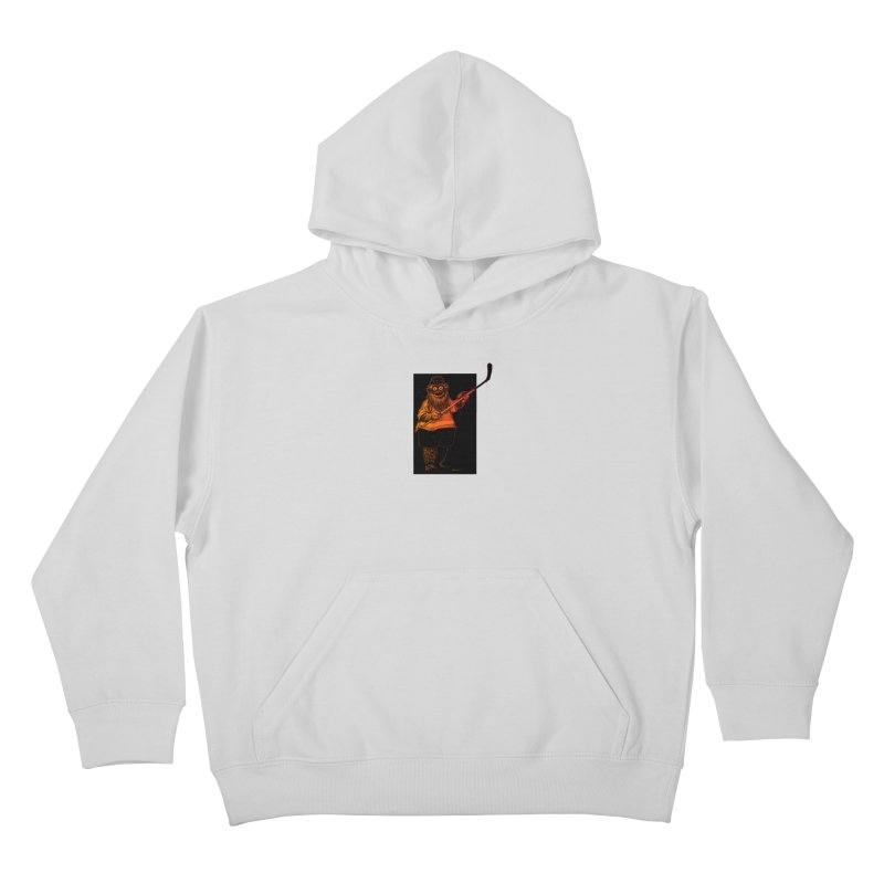 Gritty Kids Pullover Hoody by Ambrose H.H.'s Artist Shop