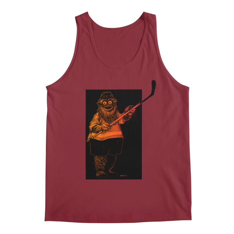 Gritty Men's Tank by Ambrose H.H.'s Artist Shop