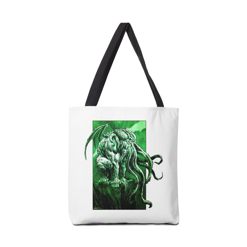 Cthulhu Accessories Bag by Ambrose H.H.'s Artist Shop