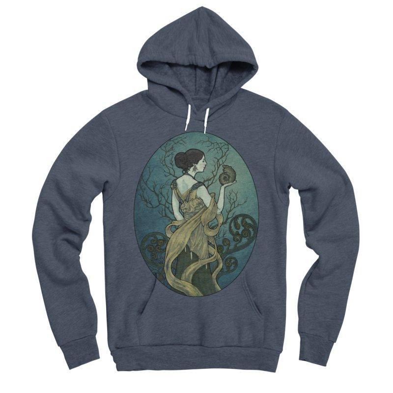 Ammonite Men's Pullover Hoody by Ambrose H.H.'s Artist Shop
