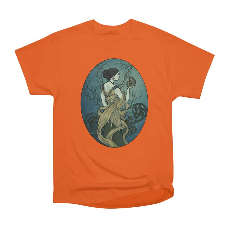 Ammonite Women's T-Shirt by Ambrose H.H.'s Artist Shop