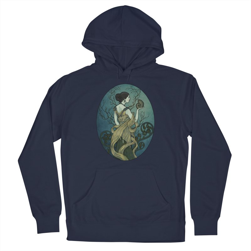Ammonite Men's Pullover Hoody by Ambrose H.H.'s Artist Shop