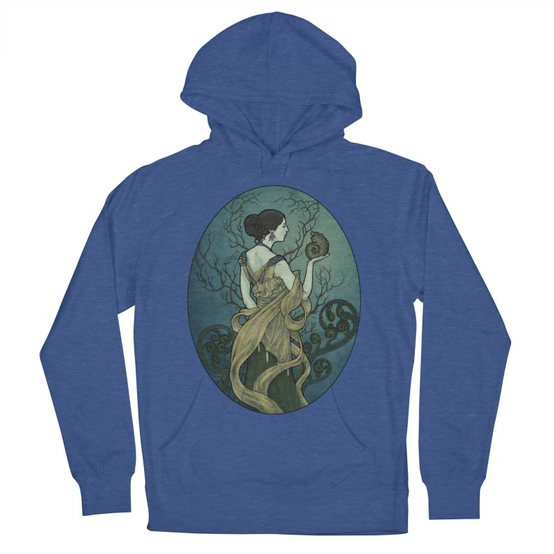 Ammonite Women's Pullover Hoody by Ambrose H.H.'s Artist Shop