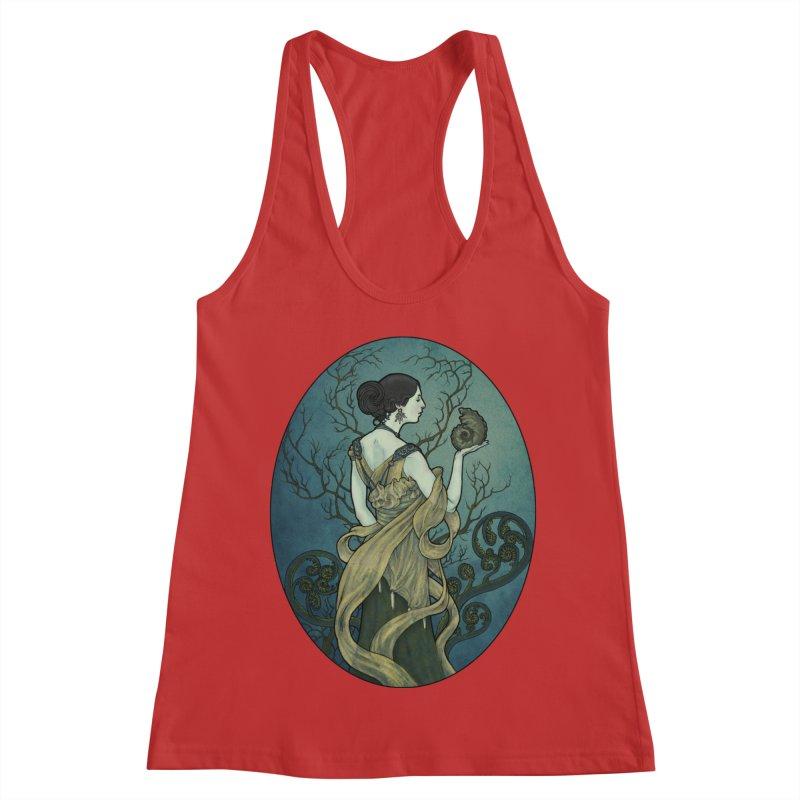 Ammonite Women's Tank by Ambrose H.H.'s Artist Shop