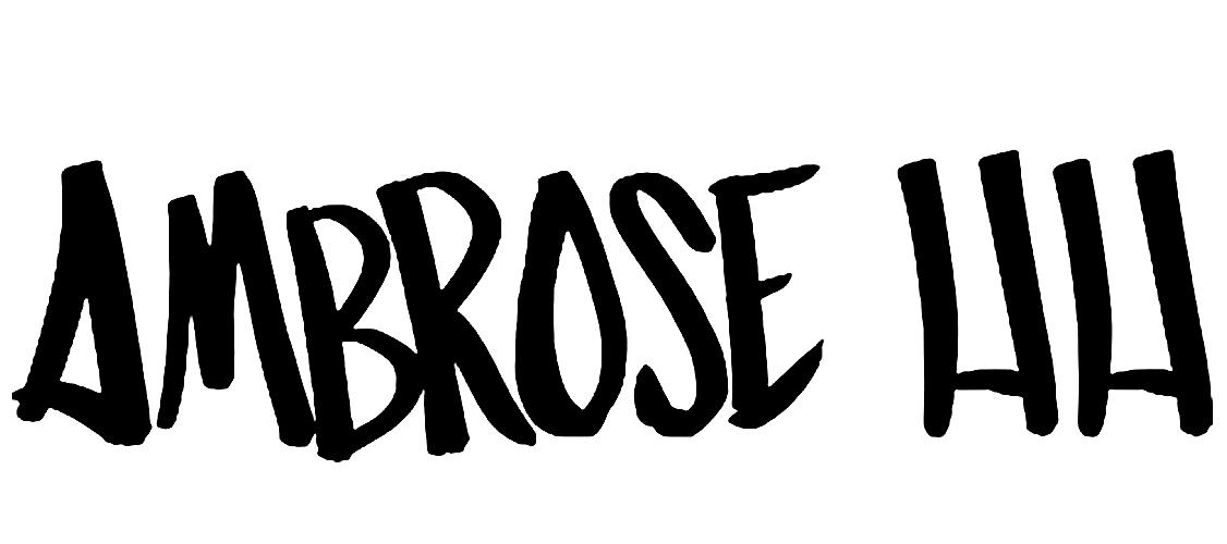 Ambrose H.H.'s Artist Shop Logo