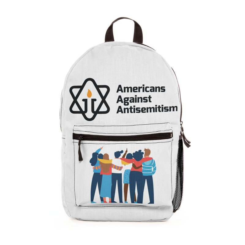 United Against Hate - Americans Against Antisemitism Accessories Bag by Americans Against Antisemitism's Artist Shop