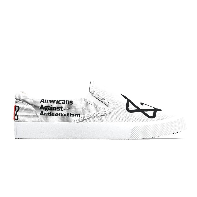 United Against Hate - Americans Against Antisemitism Men's Shoes by Americans Against Antisemitism's Artist Shop