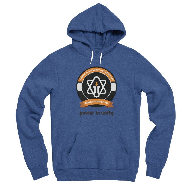 Women's Committee of Americans Against Antisemitism Women's Sponge Fleece Pullover Hoody by Americans Against Antisemitism's Artist Shop
