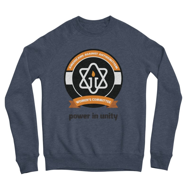 Women's Committee of Americans Against Antisemitism Women's Sweatshirt by Americans Against Antisemitism's Artist Shop