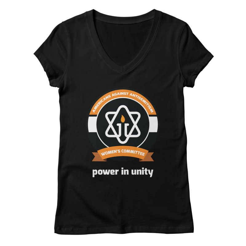 Women's None by Americans Against Antisemitism's Artist Shop