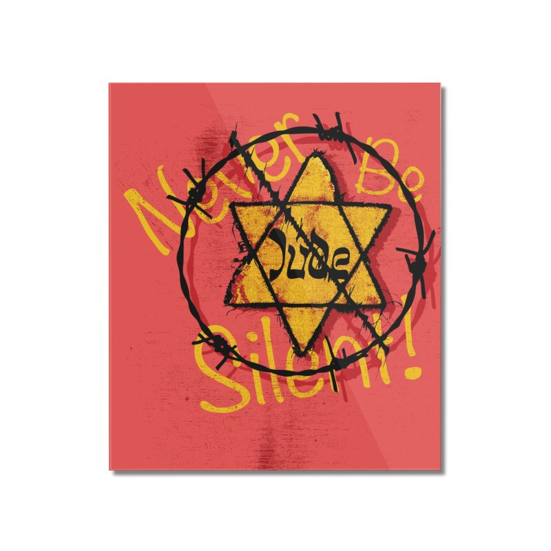 Home None by Americans Against Antisemitism's Artist Shop