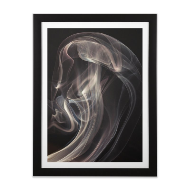 JELLY in Framed Fine Art Print Black by Ames32