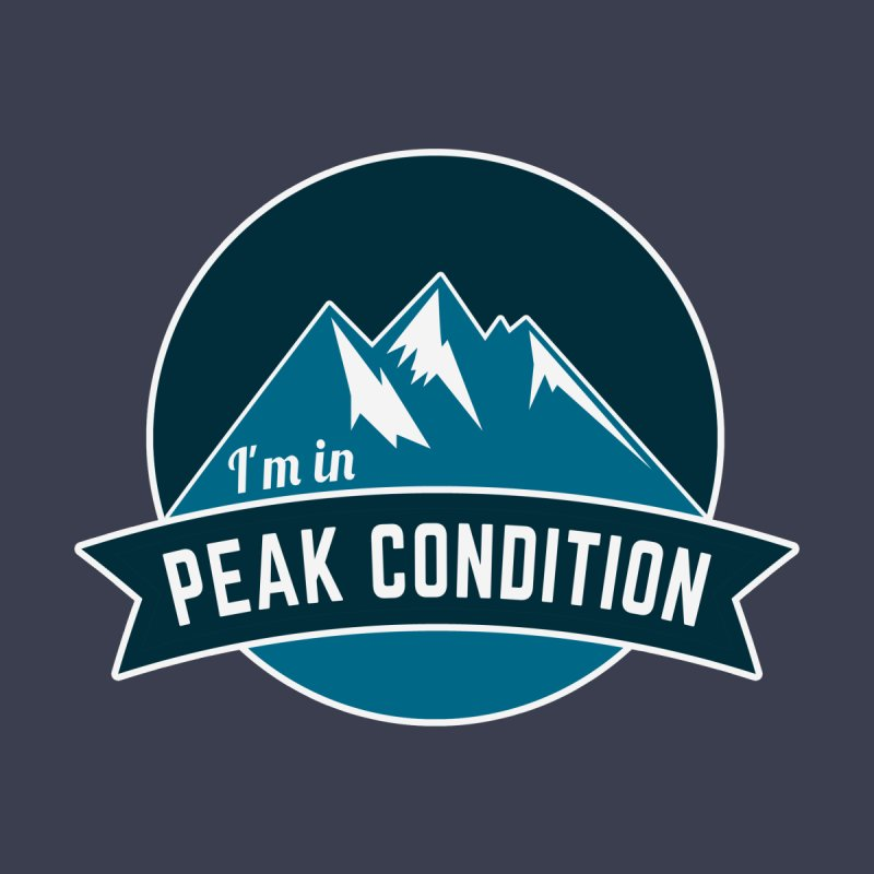 Peak Condition Men's T-Shirt by Amid The Wild