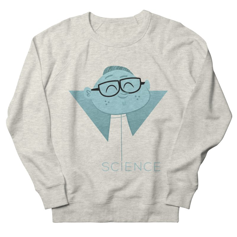 Science Boy Men's French Terry Sweatshirt by amirabouroumie's Artist Shop