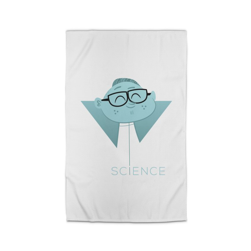 Science Boy Home Rug by amirabouroumie's Artist Shop
