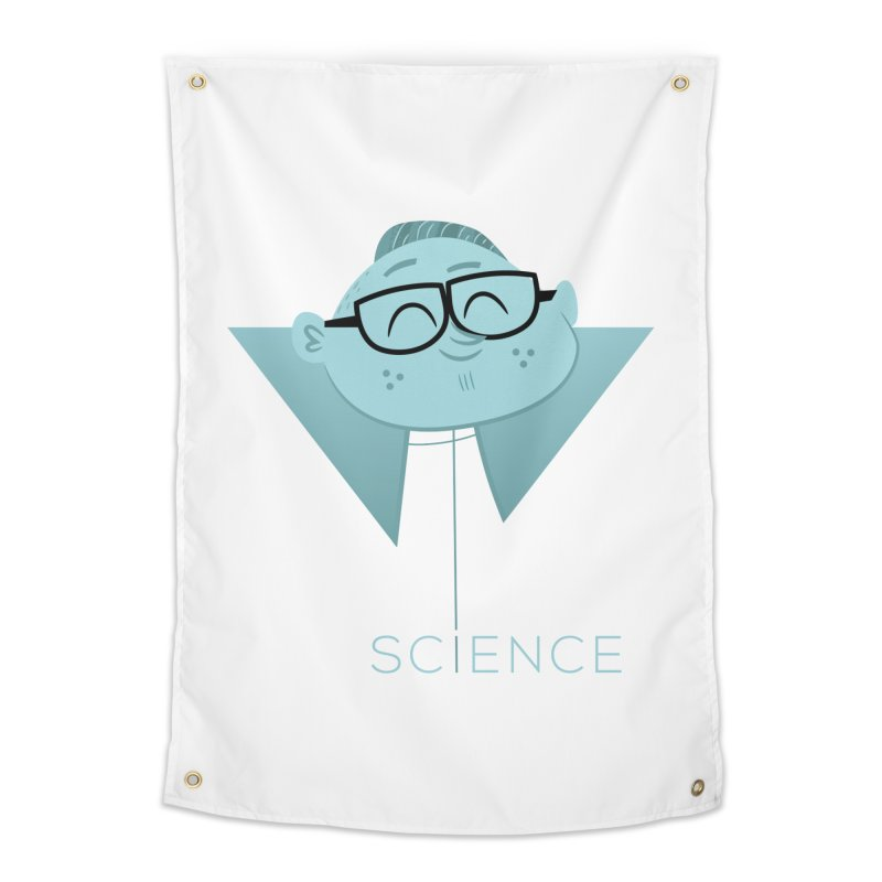 Science Boy Home Tapestry by amirabouroumie's Artist Shop