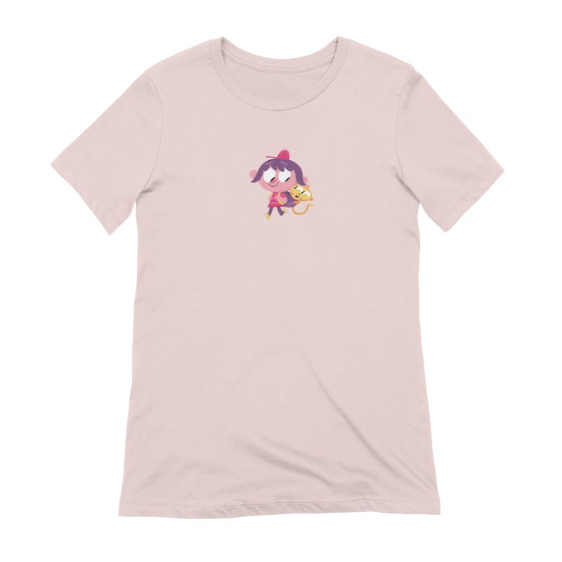 Best Friends Forever! Women's Extra Soft T-Shirt by amirabouroumie's Artist Shop