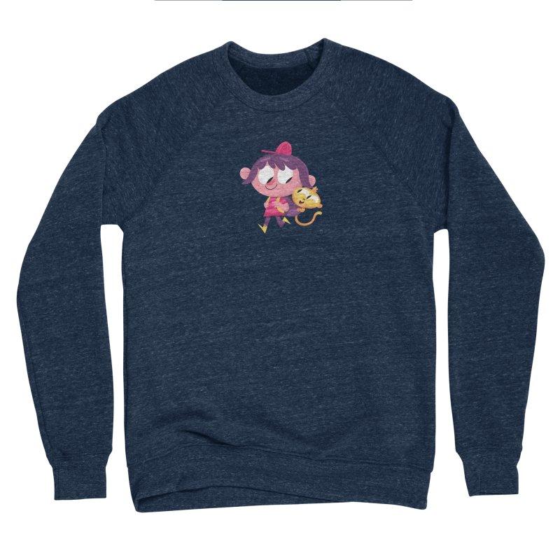 Best Friends Forever! Women's Sponge Fleece Sweatshirt by amirabouroumie's Artist Shop