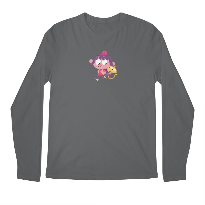 Best Friends Forever! Men's Longsleeve T-Shirt by amirabouroumie's Artist Shop