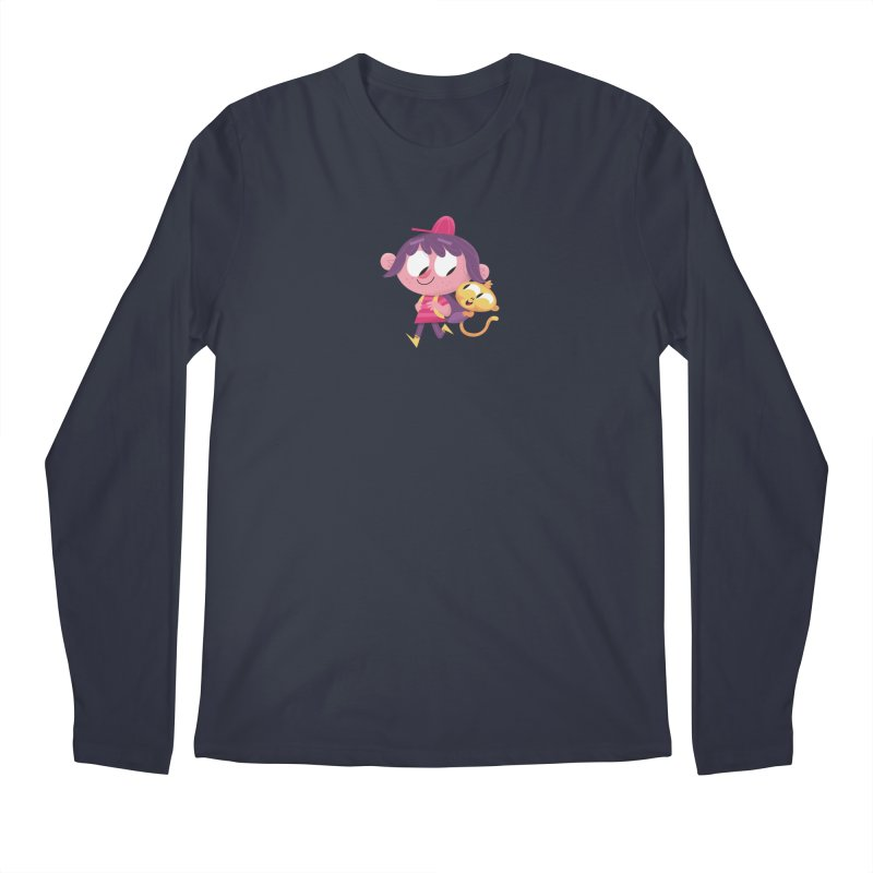 Best Friends Forever! Men's Regular Longsleeve T-Shirt by amirabouroumie's Artist Shop
