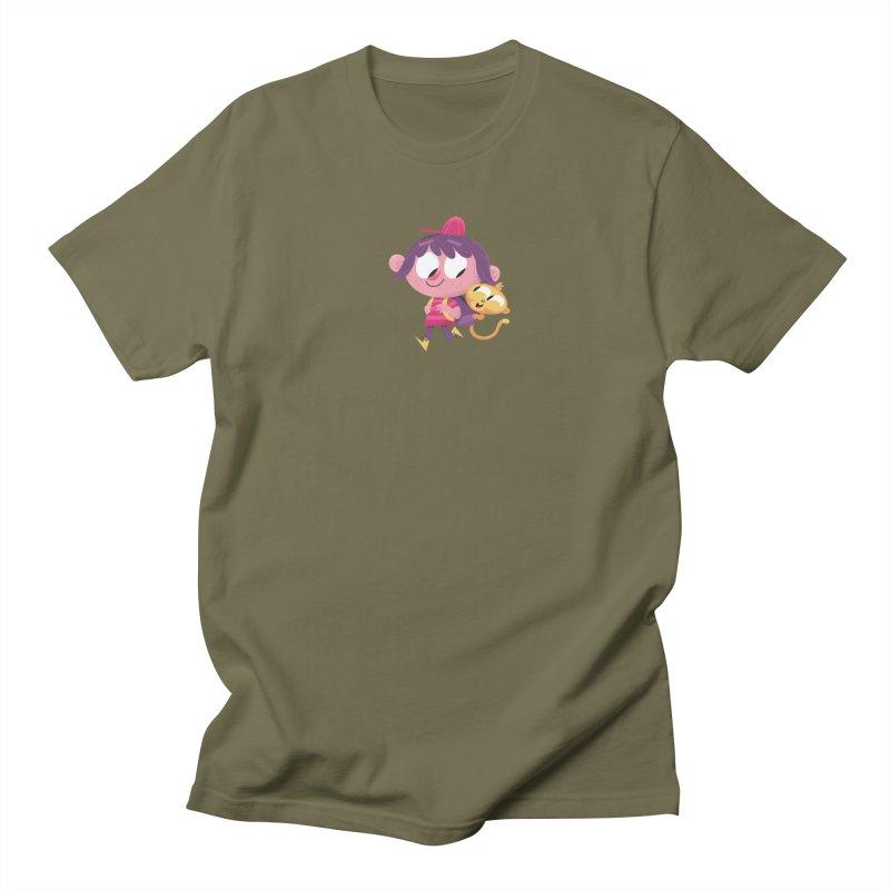 Best Friends Forever! Women's Regular Unisex T-Shirt by amirabouroumie's Artist Shop