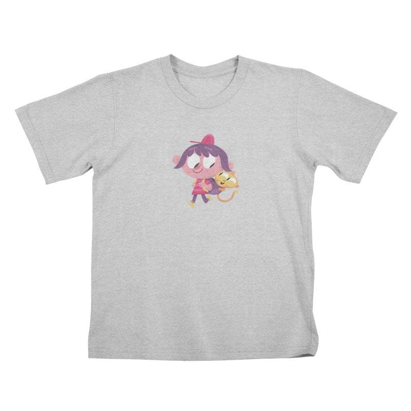 Best Friends Forever! Kids T-Shirt by amirabouroumie's Artist Shop