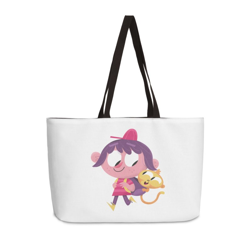 Best Friends Forever! Accessories Bag by amirabouroumie's Artist Shop