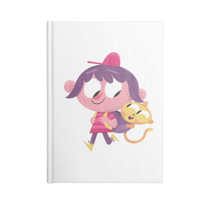 Best Friends Forever! Accessories Blank Journal Notebook by amirabouroumie's Artist Shop