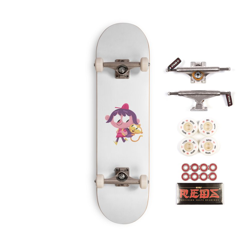 Best Friends Forever! Accessories Complete - Pro Skateboard by amirabouroumie's Artist Shop