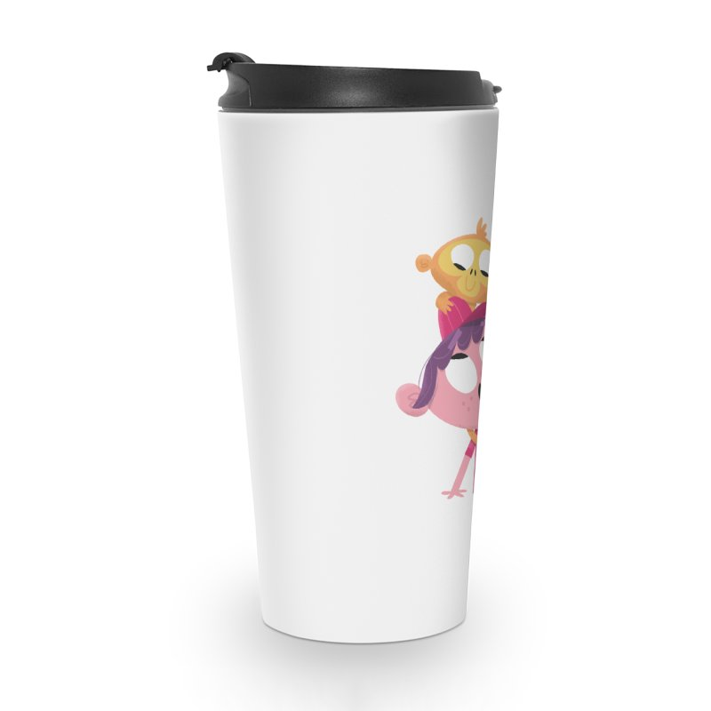 Best Friends Forever! Accessories Travel Mug by amirabouroumie's Artist Shop